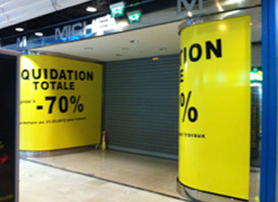 total covering liquidation